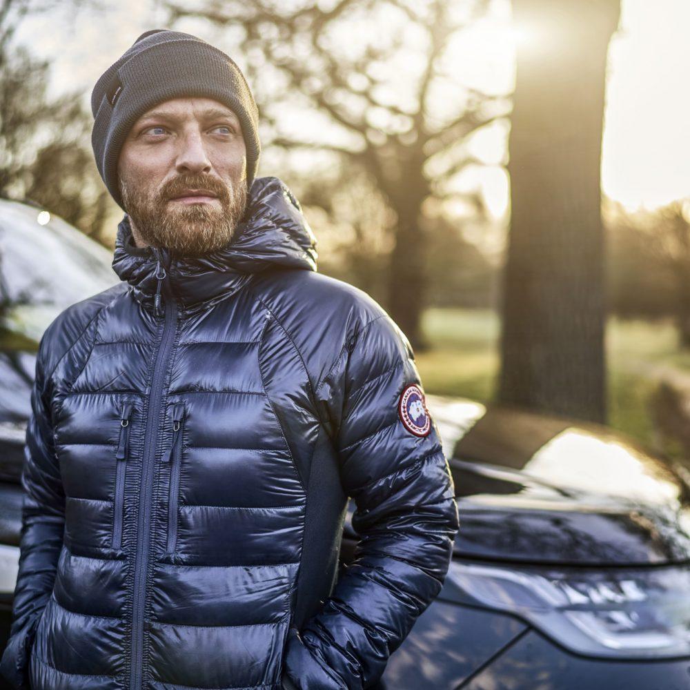 Land Rover Ambassadors, Ben Saunders