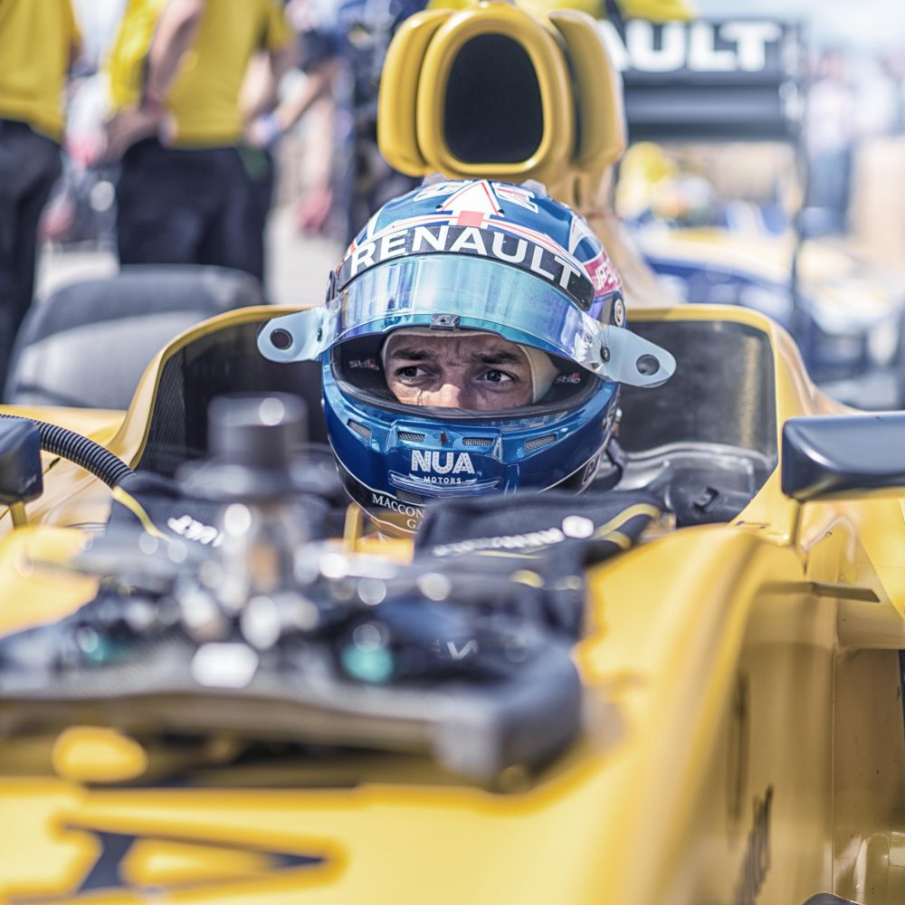 Goodwood Festival of Speed, Driver Portraits