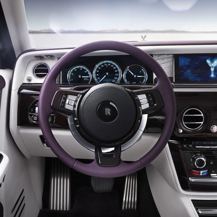 Rolls-Royce Phantom – Extended Wheelbase
