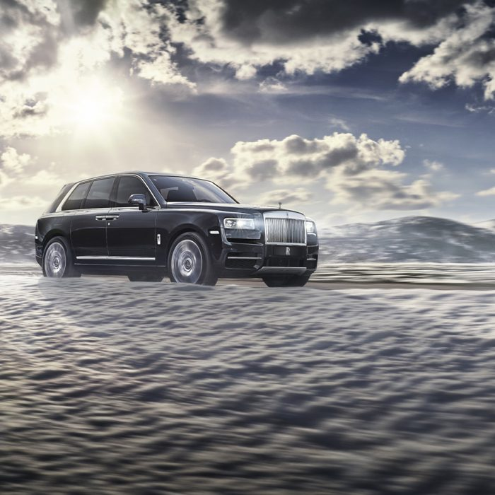 Rolls-Royce Cullinan Location 2