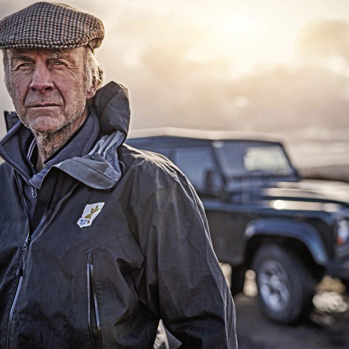 Land Rover Ambassadors, Ranulph Fiennes