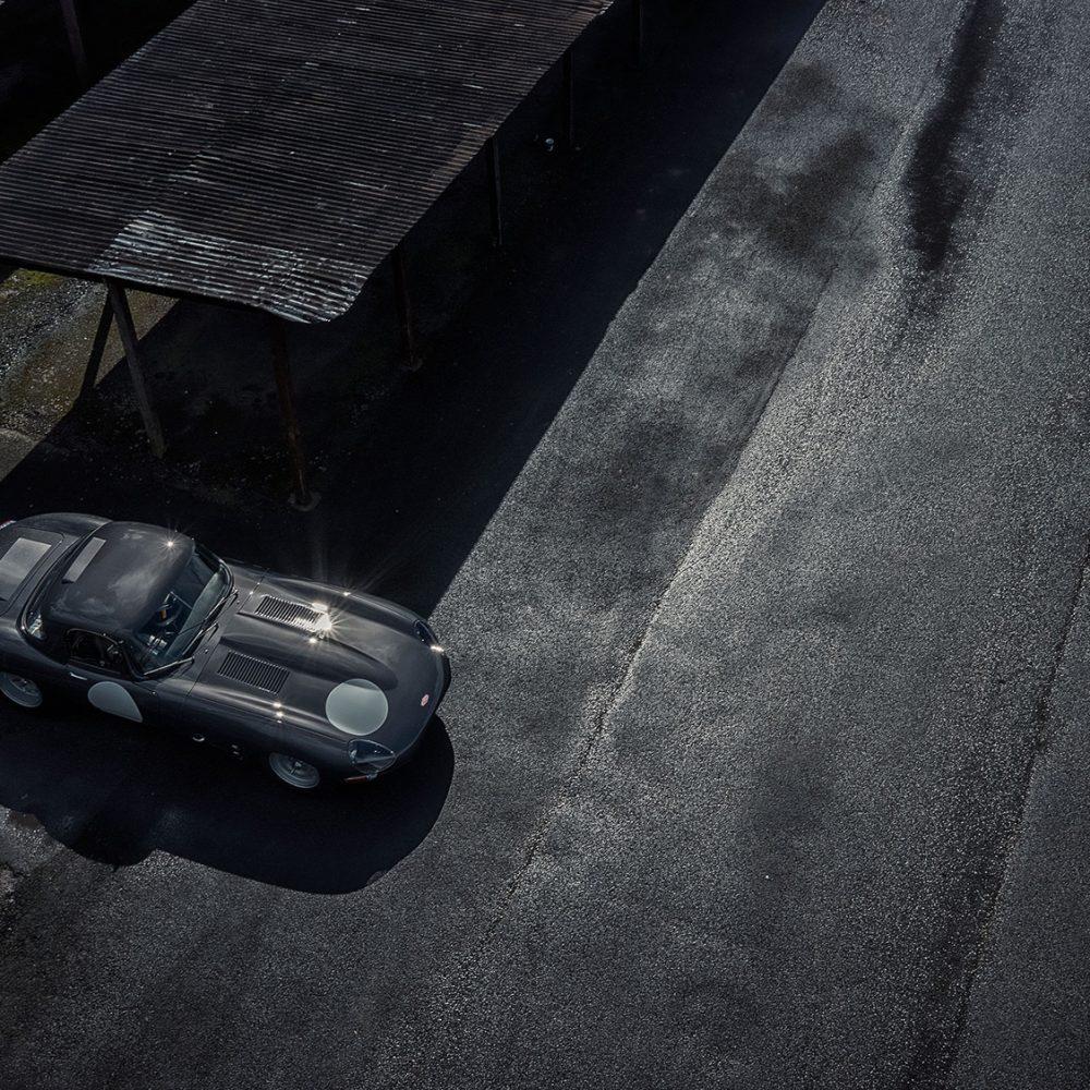 Shelsley Walsh Lightweight Jaguar E-Type