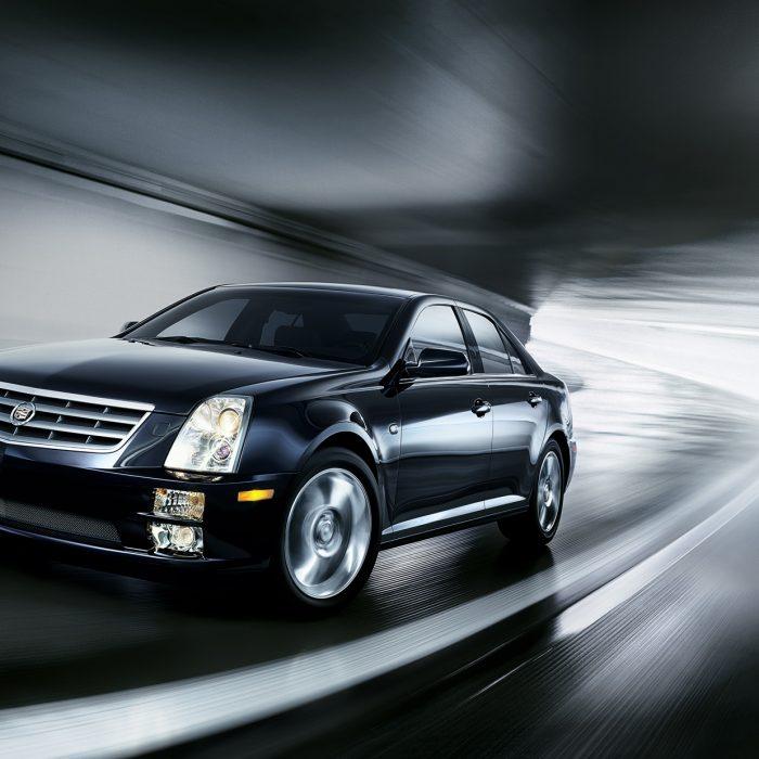Cadillac STS USA