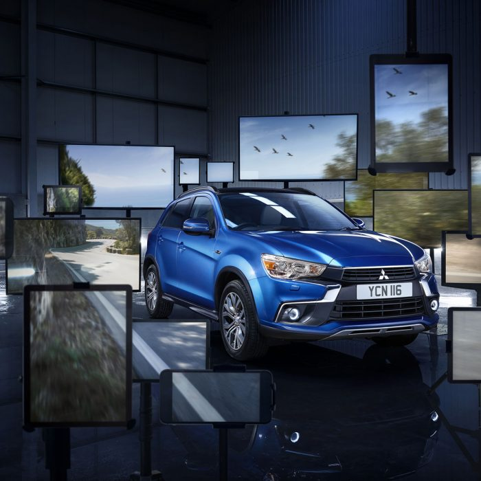 Mitsubishi ASX Escape Your Virtual Life