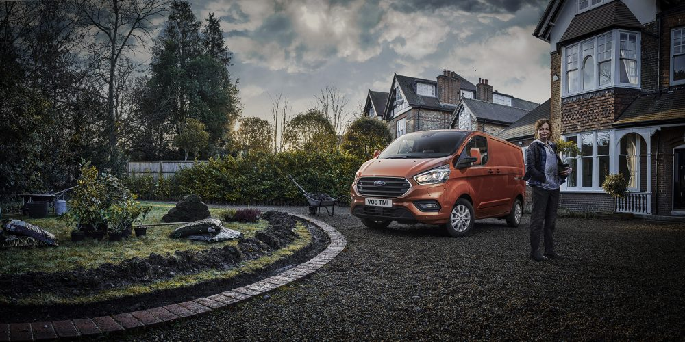 Ford Backbone of Britain 2020