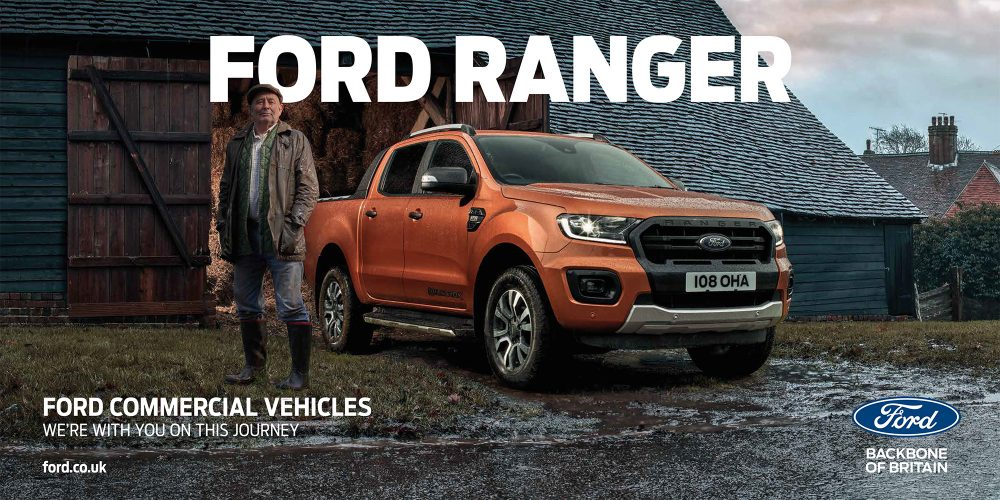 Ford Backbone of Britain – Farmer